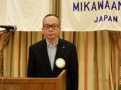 小野幹事  報告