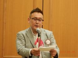 齋藤光正ニコボックス副委員長