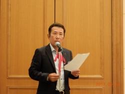 山本雅仁副幹事