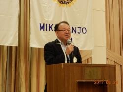 安藤一高会長
