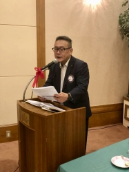 齋藤光正親睦活動副委員長