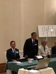 西三河分区幹事   杉田明弘様(西尾RC)