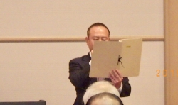 安城RC浜田周作出席委員長