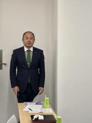 三浦 伸親睦活動委員長