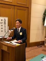 稲垣 靖ゴルフ部会幹事