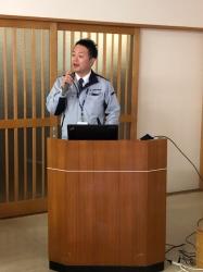 久田英幹代表取締役社長